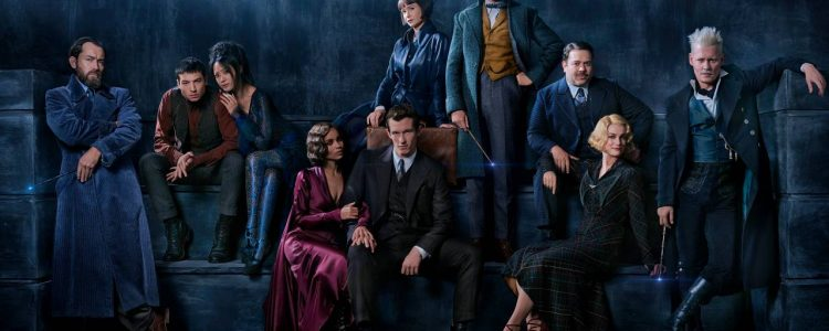 Fantastic Beasts 2 cast