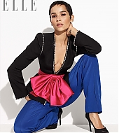 Elle January 2018 issue