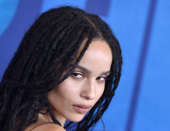 "Zoe Kravitz attends the ""Big Little Lies"" Season 2 Premiere."